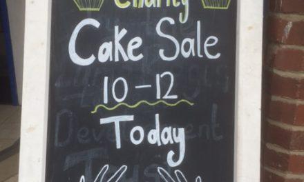 Charity Cake Sale & Coffee