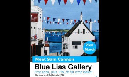 Meet the Artist – Sam Cannon