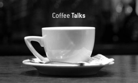 Coffee Talk – step out of your comfort zone