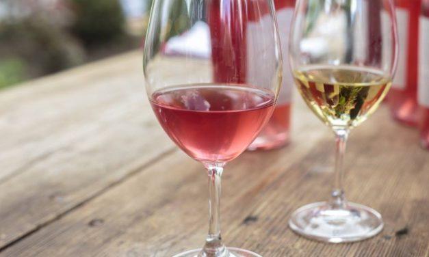 Furleigh Wine tasting at Fairwater Head Hotel