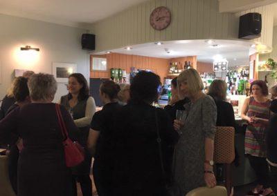 Ladies at Fernhill Hotel