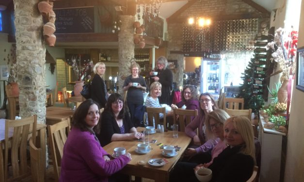 Coffee Morning – Le Pisani, Axminster