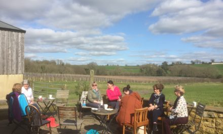 Afternoon Tea – Furleigh Wine Estate