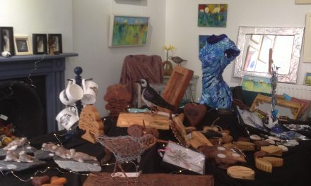 An Evening at Artemis House Gallery