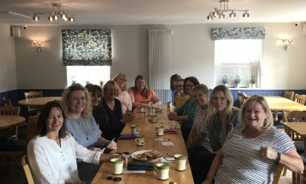 Coffee Morning – The Golden Hind