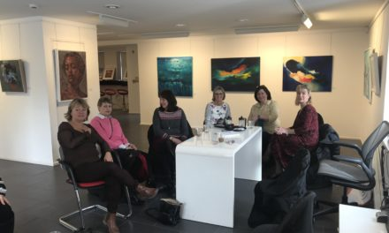 Coffee Morning at Artwave West
