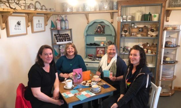 Coffee Morning – Crafty Tearoom