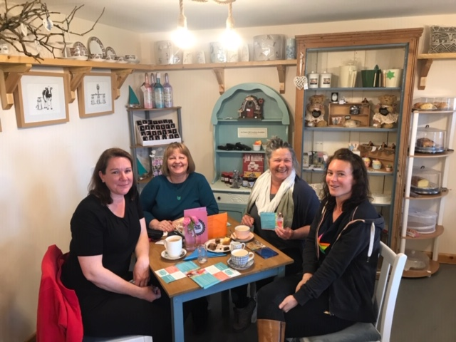 Crafty Tearoom